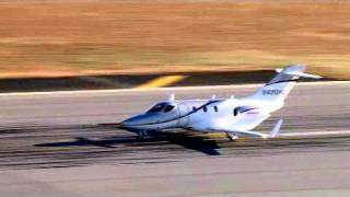 Honda Jet FAA First Flight