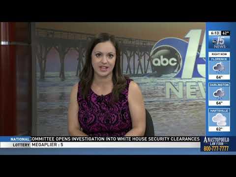 Amanda Live at PALM Charter High School - WPDE ABC 15