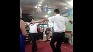 Свадьба Киев 2012. Красиво танцуют лезгинку. Weddings.