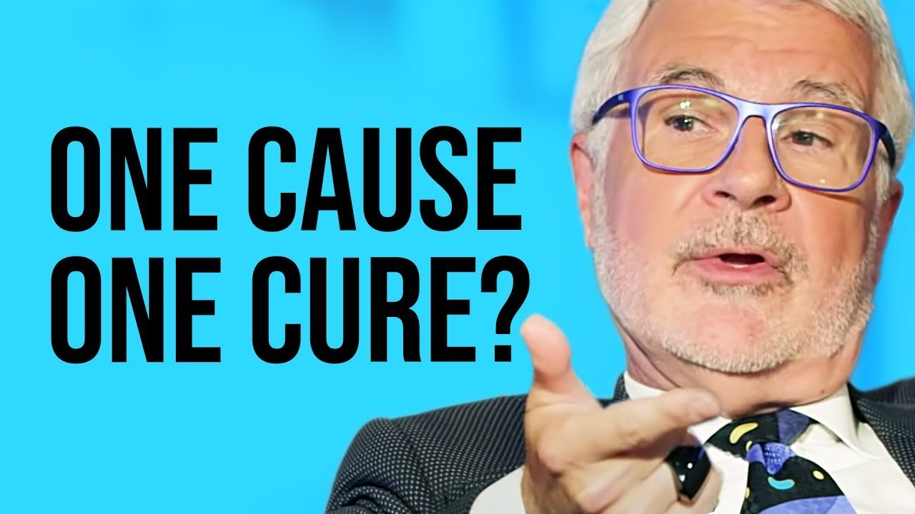 This Man Thinks He Knows What Causes All Disease   Dr. Steven Gundry on Health Theory