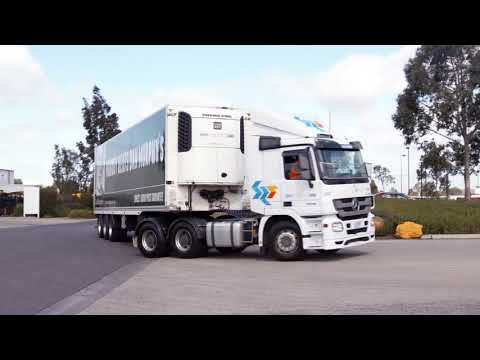 SRT Logistics - 2017 Woolworths Carrier of the Year Awards (Large Transport Partner)