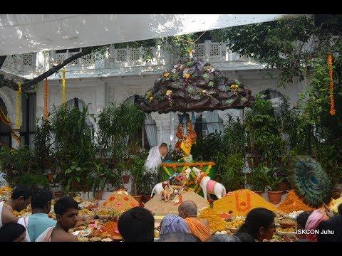 Govardhan Puja 2018 ISKCON JUHU