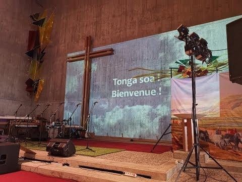 Ny Fanahiko - Tarika Ndriana Ramamonjy en concert à Genève.
