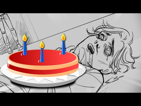 Tim's Birthday -  A Killer Party ( ALL ENDINGS )Manly Let's Play