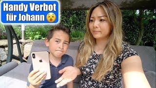 Handyverbot für Johann 😳 Kein Kontakt während Klassenfahrt! Limonade selber machen   Mamiseelen
