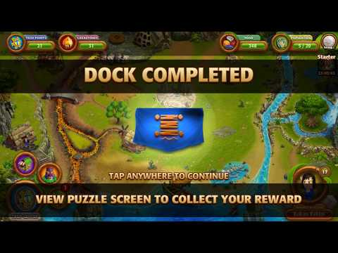 Virtual Villagers Origins 2 NEW Puzzle 2!!! Trading Ship