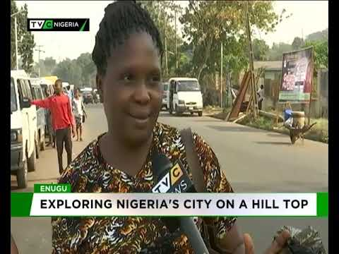 Enugu: Exploring Nigeria's City on a Hilltop