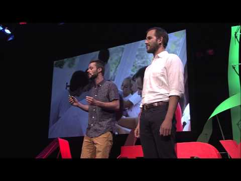 Improving education through Design Thinking | Ricardo Benítez & Benjamin Van Gelder | TEDxCibeles