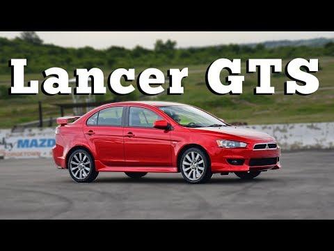 2010 Mitsubishi Lancer GTS: Regular Car Reviews