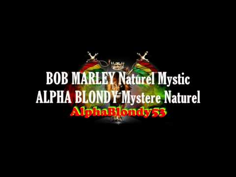 BOB MARLEY Naturel Mystic vs. Alpha Blondy Mystere Naturel