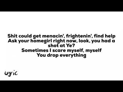 Kanye West - Yikes (Lyrics)
