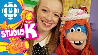 Very Gary Minute: With Amybeth McNulty | CBC Kids