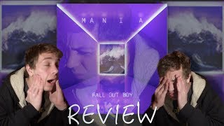 Baixar Is It TRASH!? Fall Out Boy - M A N I A REVIEW