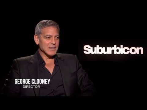 SUBURBICON Interview - George Clooney As Director