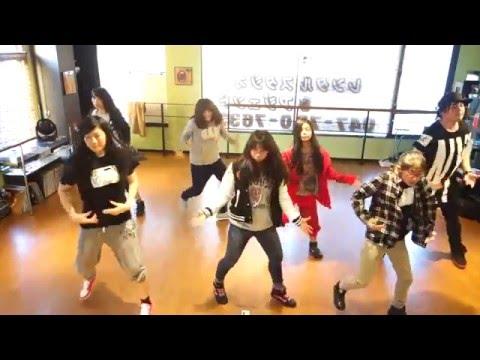防弾少年団好きが集まるダンスレッスン BTS / RUNを4回でフルフォーメーション @南行徳スタジオ 動画 教室映像