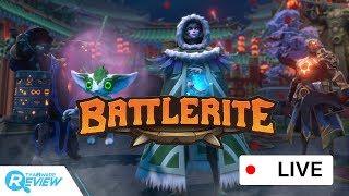 แคสเกมส์ Battlerite: เกมส์ลูกผสม Hack n Slasn + MOBA สุดมันส์ แถมเล่นฟรี!