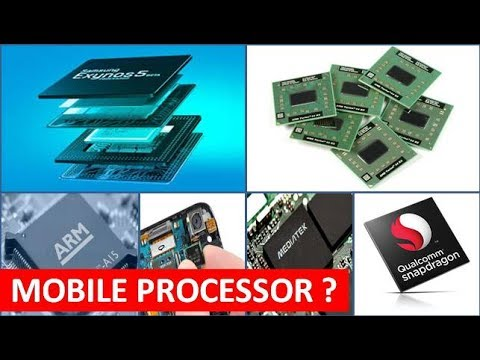 Android Mobile Processor List Which One Is The Best