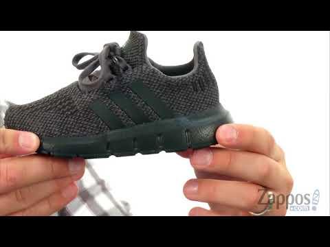 e66f7d13a13dd adidas Originals Kids Swift Run (Toddler) SKU: 8953393 - YouTube