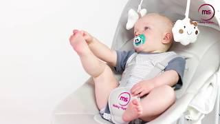 Huśtawka niemowlęca Tina | Moby-System |