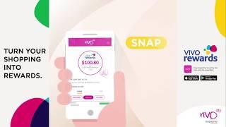 VivoRewards: How to SNAP, EARN and ENJOY rewards! screenshot 4