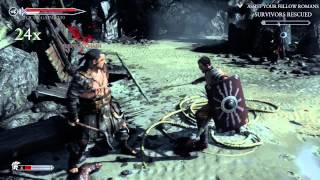 Ryse Son of Rome - Testing Windows 10 (PC Gameplay 60fps)