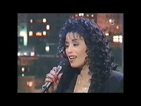 Ofra Haza on the Yair Lapid Show