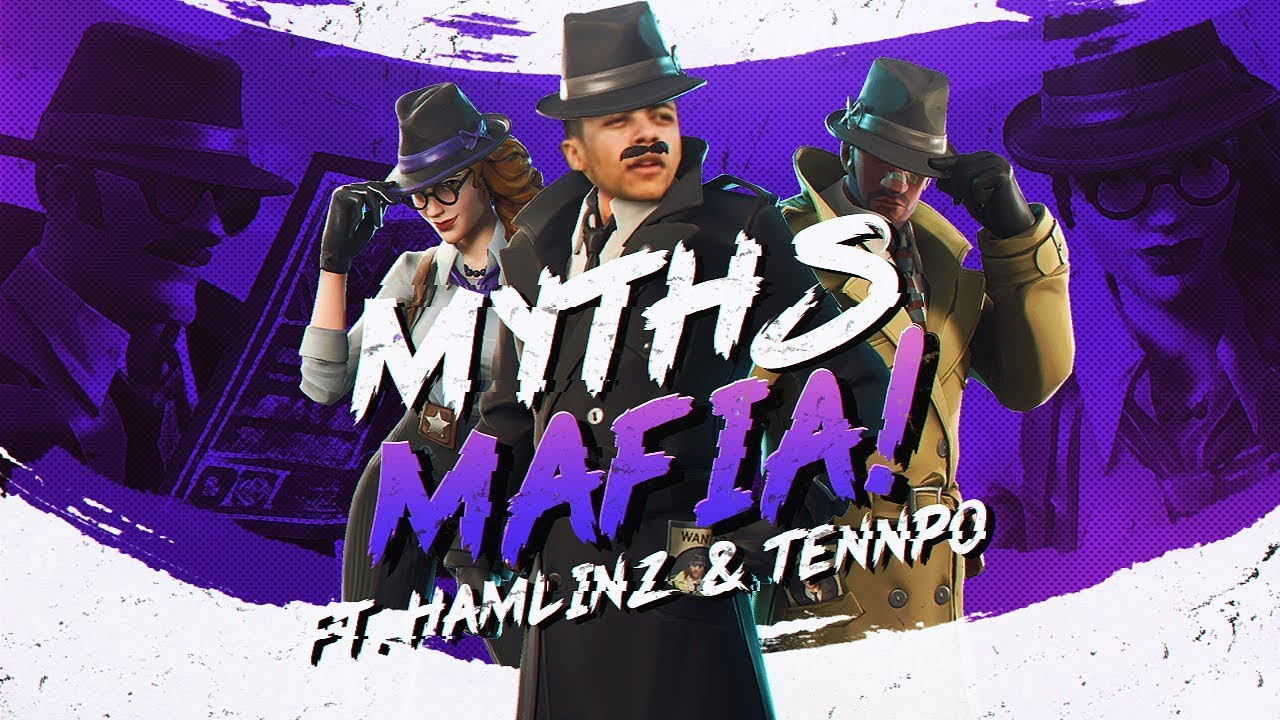 myths mafia ft hamlinz faze tennp0 fortnite br full match - fortnite mafia twitter