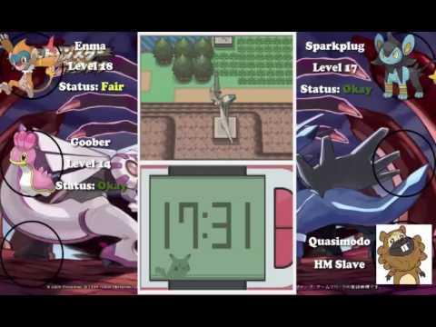 Pokemon Platinum Episode 6 - Galactic Goobs