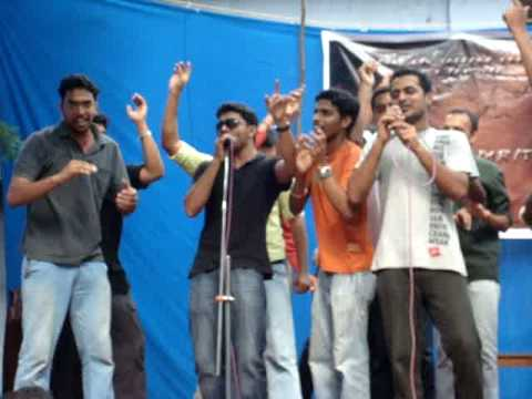 youth fest in GLC COCHIN 2008 ABHI