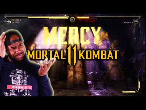 Mortal Kombat 11 pros are showing maximum disrespect with Mercy during the game's first big tournament