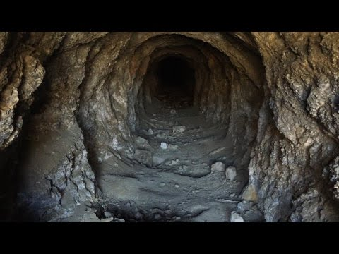 Indian Canyon and Old Gold Mines - San Gabriel Mountains