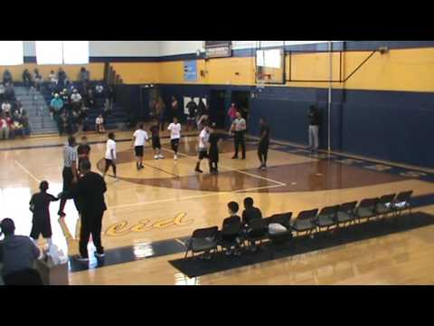 8th Annual Just A Chance Fiba 5th Grade All Star Game Part 1