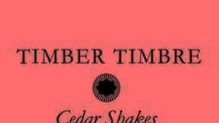 Watch Timber Timbre Its Only Dark video