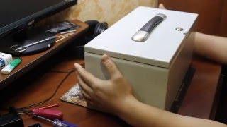Ремонт замка ящика под патроны(Ремонт замка ящика под патроны., 2015-12-23T12:01:31.000Z)