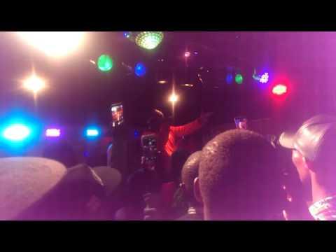 Khaligraph Performing at Xcalibur vs Ojiji  Rap Battle Part 1