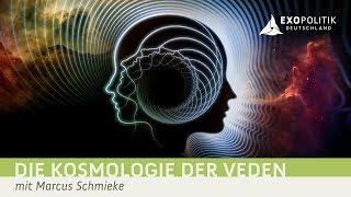 Die multidimensionale Kosmologie der Veden - Marcus Schmieke