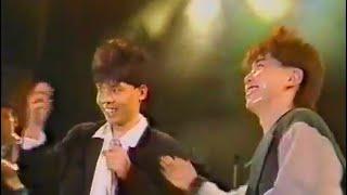 (再) 87年 3rd album あいた口がふさがらない 88年 Live.
