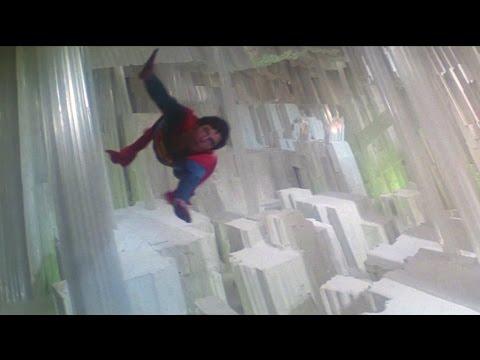 Clark Kent becomes Superman | Superman (1978)