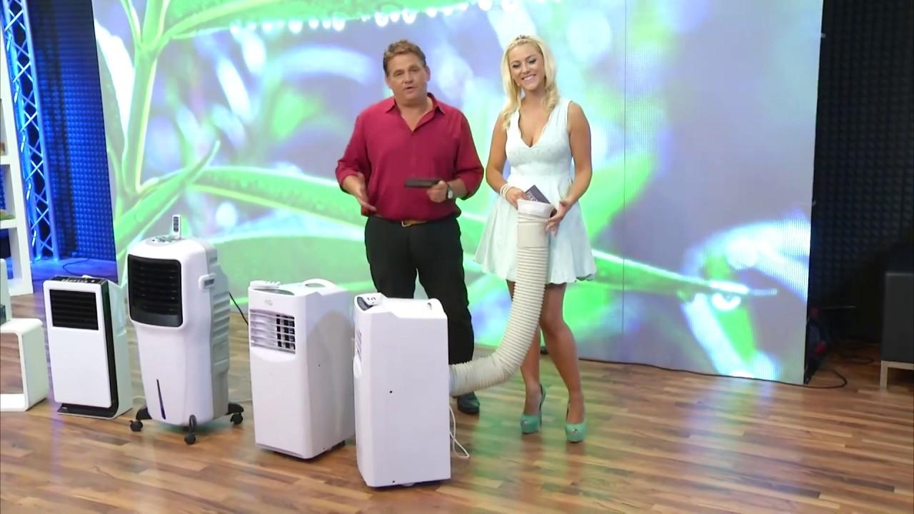 sichler kompakter luftk hler mit wasserk hlung lw 350 refurbished youtube. Black Bedroom Furniture Sets. Home Design Ideas