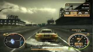 Need For Speed: Most Wanted (2005) - Milestone Events - Bull (#2)