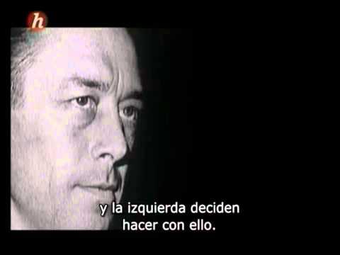 Discusión entre Sartre y Camus