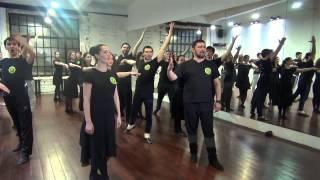 НокIуэ си Адыгэ Лъэпкъ! - Circassians from worldwide! Тимур Лосанов. Ансамбль 'Черкесия'.