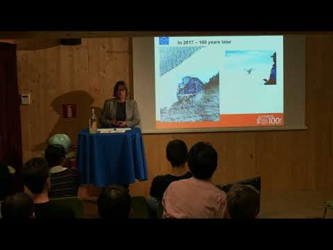 100 years of geodetic research at KTH | Anna Jensen