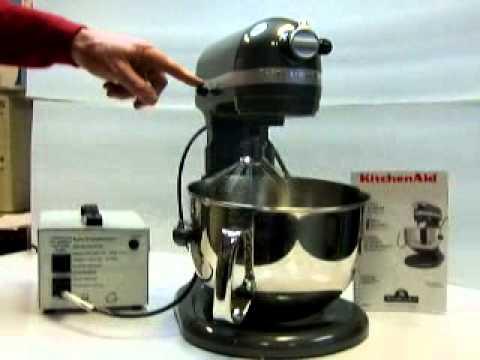 Stepdown Transformer For Kitchenaid Mixer Step-down
