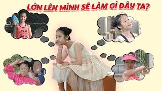 Gia đình là số 1 P2: Nổi tiếng hung dữ cực độ, LAM CHI sẽ phù hợp với CÔNG VIỆC gì trong tương lai?