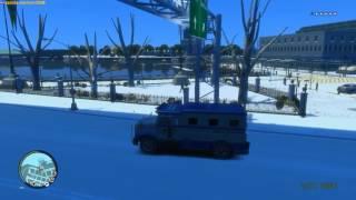 GTA 4 - Война с полицией / War with Police