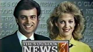 KLAS-TV 5pm News Segment, May 1988