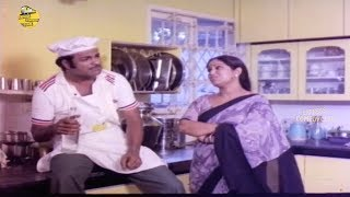 Rama Prabha & Nutan Prasad Super Comedy Scene | Telugu Movies | Express Comedy Club
