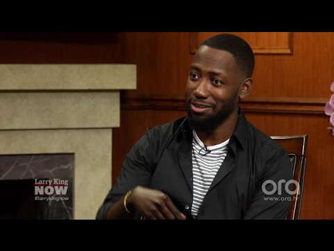 If You Only Knew: Lamorne Morris  Larry King Now  Ora.TV