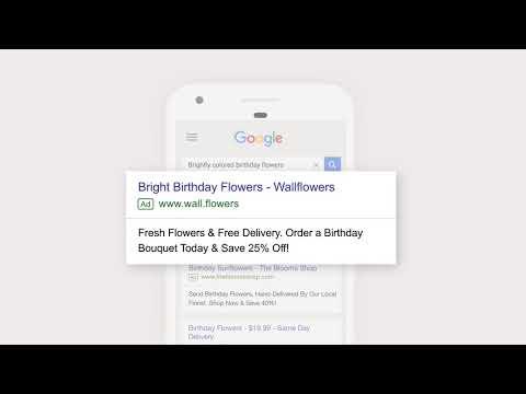 Начало работы с Google AdWords. Как выбрать ключевые слова